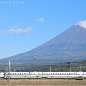 東海道鉄道ひとり旅2 - 富士山とN700S