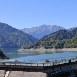 立山黒部アルペンルート3 - 黒部ダム
