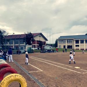 (学童野球)大野市低学年チーム・オール大野Jr.活動日
