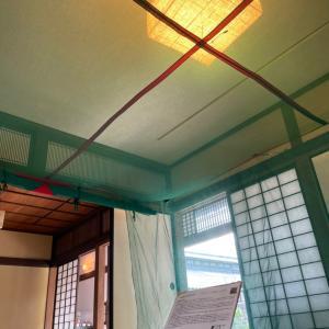 (大野市観光スポット)感じてみて!蚊帳や日本手ぬぐいのある風景