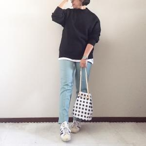 【Pierrot】美脚ストレートパンツから春の新色登場!!☆