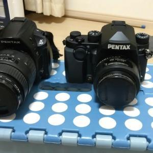 今更ですが、PENTAX KPを買いました。