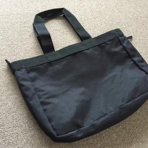 マイバッグの代わりになるビジネスバッグ