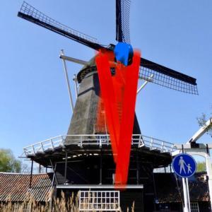 風車をイメージ