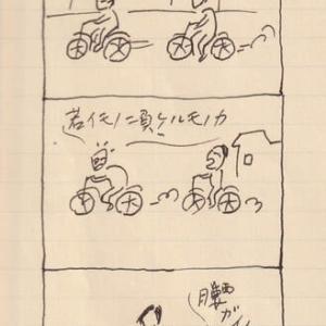親父の「我が家の漫画集」を発見