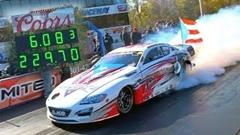 ロータリーエンジンゼロヨン6秒08世界最速動画