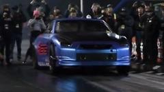 はえー!日産GT-R ゼロヨン6秒567 世界新記録動画