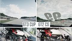 ポルシェ 911 GT2 RS クラブスポーツ vs 911 GT3 Cup サーキット比較動画