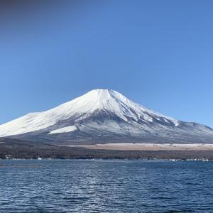 最高な富士山の土曜日