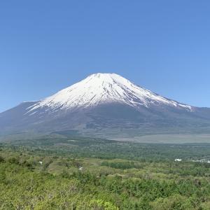 今日は綺麗な富士山