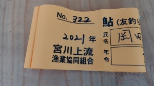 5/11 今季の鮎解禁釣行!!