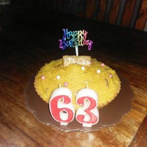 63歳になった ワ・タ・シ