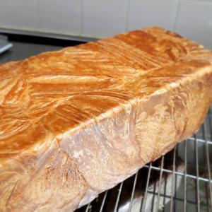 デニッシュ食パン♪