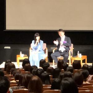 """MACOさんとの出版記念講演会でした!"""