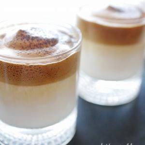 【流行りの「ダルカナコーヒー」を作ってみました】