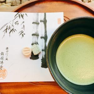 【竹林で一服。ステキな鎌倉のお寺、報国寺】