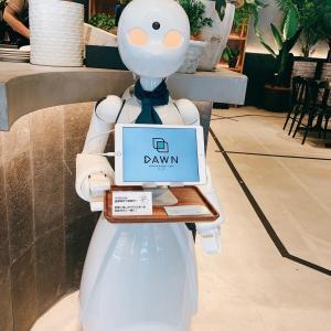 【オリヒメって、分身ロボットカフェに】