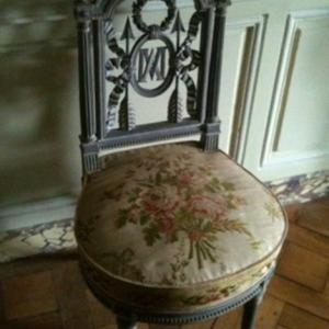 The Furniture in the Former Crown Prince's Palace ④
