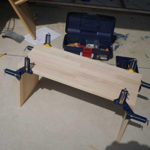またまた木工・・