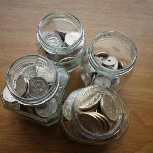 「小銭を持たない主義」貯金〜〜