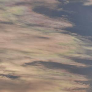 今日も彩雲〜