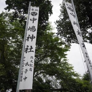 【神社仏閣】宇都宮・中嶋神社