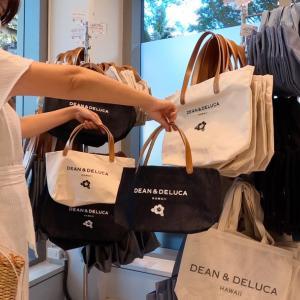 ハワイ限定!DEAN&DELUCAバッグとクロムハーツマスク購入