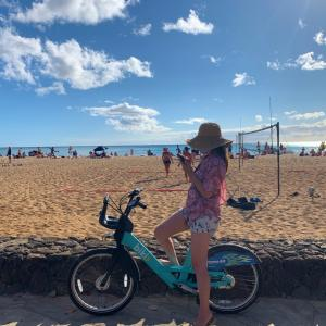 モンサラットまでサイクリング