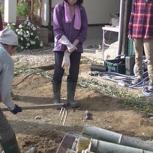 大地の再生~フラワーレのお庭造り~