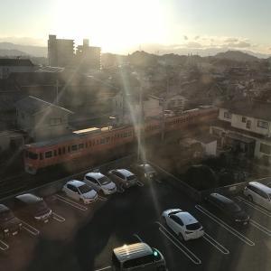 旅ラン 愛媛マラソン&伊予鉄道&松山(2)