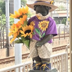 浜松町の小便小僧~2020年7月