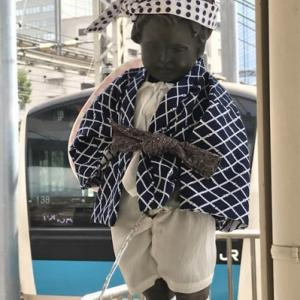 浜松町の小便小僧~2019年9月