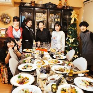 """おもてなし講座は、""""大人のクリスマス""""☆"""