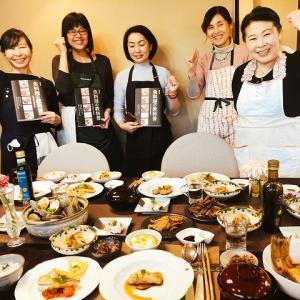 「川上文代の魚料理認定講座」4期生、始まりました☆
