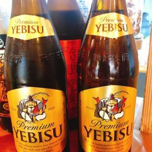 市川先生のところに、めで鯛ビール発見☆