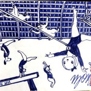 3241.オリンピック画!の巻