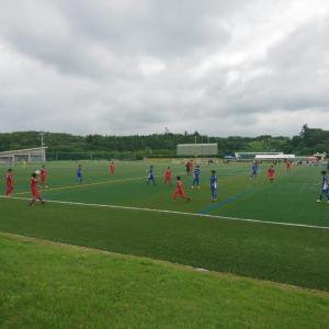 サッカー県大会2021