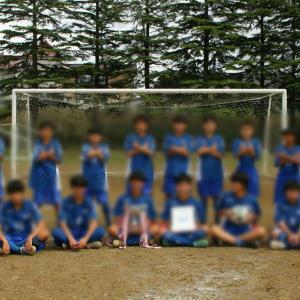 ★祝優勝★遠田郡新人大会サッカー競技2021