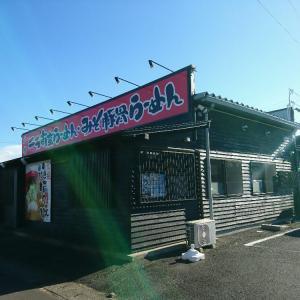 ★宝介 石巻店★ニンニクらー麺(石巻市)