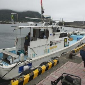 全集中で攻略 鳥取沖のイカメタル