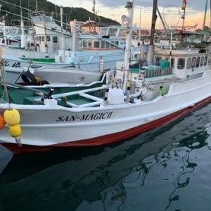 串本沖で高級魚がざっくざく!