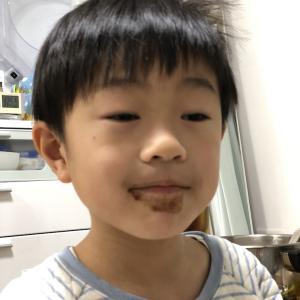 ◆ チョコひげ ◆