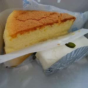しろたえのケーキ