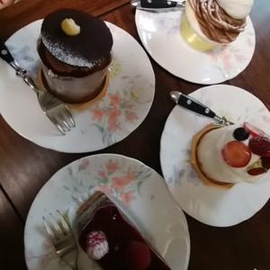 レアールのケーキ