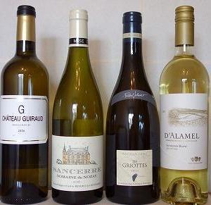 Sauvignon Blanc色々飲み比べ