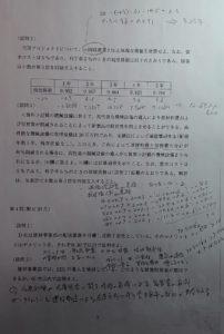 なおさんの2次試験 解答&解説:令和元年度事例Ⅳ