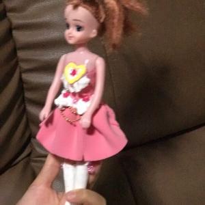 お人形の服をハンドメイド  ゆぅちゃん10歳