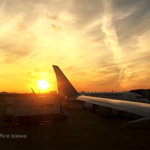 羽田空港にて。。。