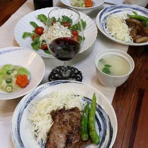 ◆鱧の子ジュレと冬瓜の冷製仕立て~京都土産でおうちごはん♪