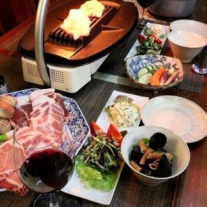 ◆あぐー豚の焼肉でおうちごはん♪